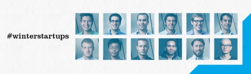 Winter startups founders faces (footer)