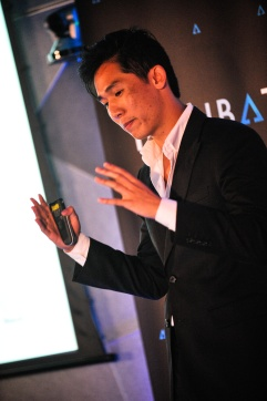 Allen Liao, co-founder Tzukuri