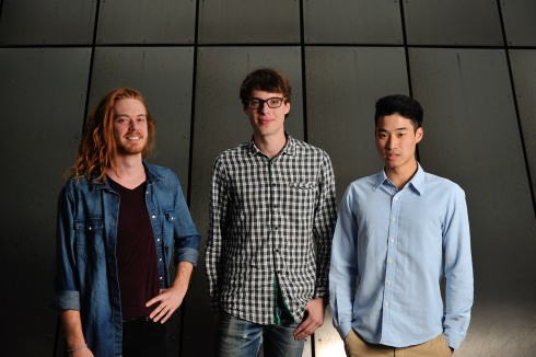 STEMN Co-Founders; Jackson Delahunt, David Revay and Jack Yeh