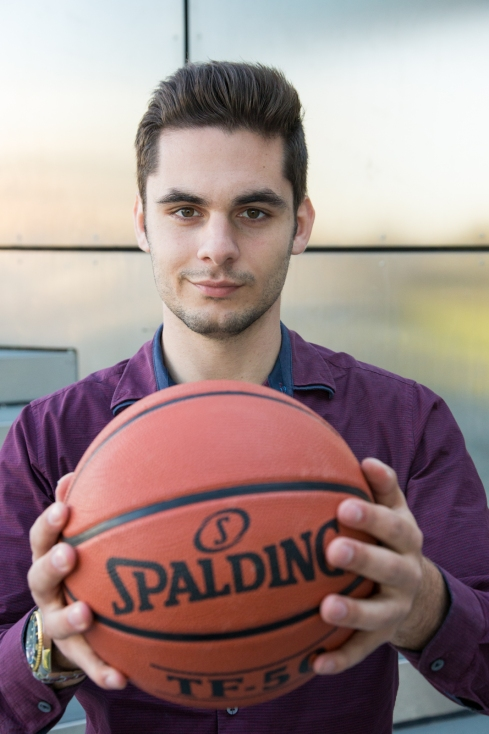Alex Sumsky, Co-founder of Basketball Forever
